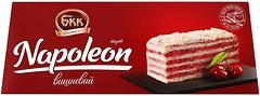 Фото БКК торт Наполеон вишневый 700 г