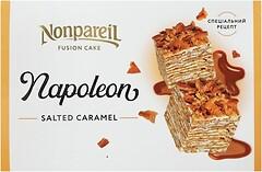 Фото Nonpareil торт Наполеон с соленой карамелью 450 г