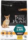 Фото Purina Pro Plan Small & Mini Adult Optibalance 3 кг