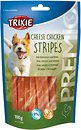 Фото Trixie Premio Cheese Chicken Stripes 100 г (31586)