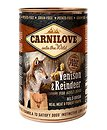 Фото Carnilove Venison & Reindeer For Adult Dogs 400 г