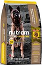 Фото Nutram Total Grain-Free T26 Lamb and Lentils Recipe Dog Food 20 кг