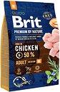 Фото Brit Premium Adult M 3 кг