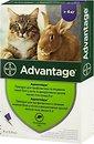 Фото Bayer Капли Advantage 80 для котов более 4 кг 1 шт.