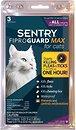 Фото Sentry Капли FiproGuard Max для кошек 1 шт.