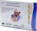 Фото Stronghold Капли для собак 2.5-5 кг 1 шт.