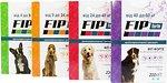 Фото Zoovet Капли Fip Forte для собак до 4 кг 1 шт.