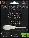 Фото Pet Story Капли Factor Forte для собак до 4 кг 1 шт.