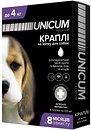 Фото UNICUM Капли Premium для собак до 4 кг 4 шт. (UN-031)