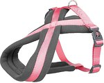 Фото Trixie Шлея Premium Touring Harness XXS-XS 26-38 см / 10 мм flamingo (202010)