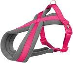 Фото Trixie Шлея Premium Touring Harness XXS-XS 26-38 см / 10 мм fuchsia (202011)