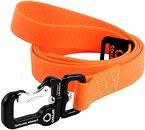 Фото Collar Поводок классический Evolutor 1.2 м / 25 мм оранжевый (42104)