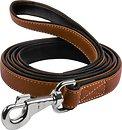 Фото Collar Поводок классический Soft 1.83 м / 25 мм коричневый (2188)