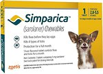 Фото Zoetis Таблетки Симпарика (Simparica) 5 мг, 1.3-2.5 кг 1 шт