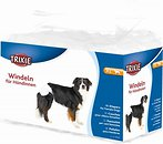Фото Trixie Подгузники Diapers for Female Dogs XL 40-58 см 12 шт. (23636)