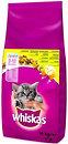 Фото Whiskas Сухой корм Вкусные подушечки для котят с курицей 14 кг