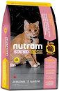 Фото Nutram Sound Balanced Wellness Kitten 1.13 кг