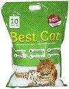 Фото Best Cat Зеленый 10 л (SGL009)
