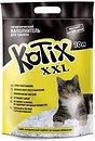 Фото Kotix Силикагелевый наполнитель 4.5 кг (10 л)