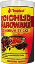 Фото Tropical Cichlid & Arowana Medium Sticks 5 л, 1.8 кг (63528)