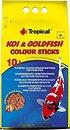 Фото Tropical Koi & Goldfish Color Sticks 10 л, 800 г (40656)