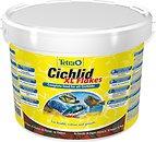 Фото Tetra Cichlid XL Flakes 10 л, 1.9 кг (201415)